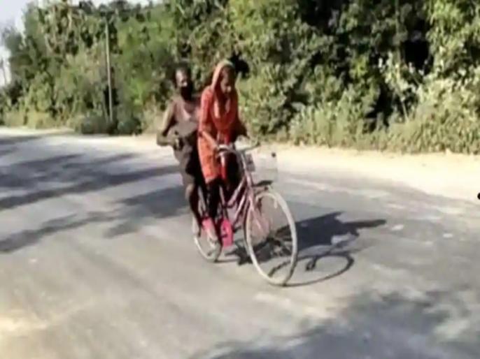 Now Cycle Girl Jyoti life has changed PM Modi rashtriya veerta puraskar   दरभंगा की 'साइकिल गर्ल' ज्योति को राष्ट्रीय बाल पुरस्कार सम्मान, परिवार में खुशी की लहर