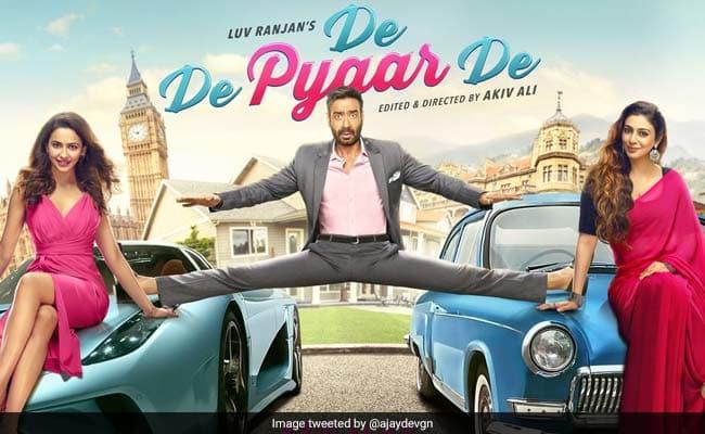 De De Pyar De Movie Review   De De Pyar De Movie Review: हंसी, ड्रामा और कंफ्यूजन से भरी है 'दे दे प्यार दे', फिल्म देखने से पहले पढ़ें रिव्यू