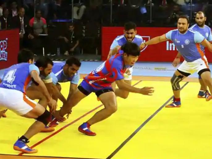 indian kabaddi selection trials controversy after asian games continues amid confusion | कबड्डी विवाद: नहीं पहुंची भारतीय टीम, 'ट्रायल्स' को लेकर दिन भर चलता रहा ड्रामा