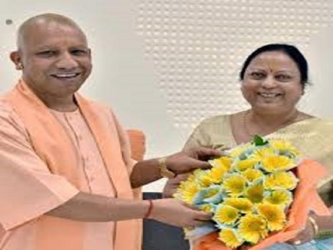 Breaking News: Cabinet Minister Kamal Rani dies from Corona in Uttar Pradesh government | उत्तर प्रदेश सरकार में कैबिनेट मंत्री कमल रानी की कोरोना से मौत, CM योगी आदित्यनाथ आज का अयोध्या दौरा रद्द