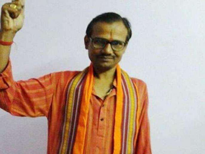 Uttar pradesh Hindu Mahasabha leader Kamlesh Tiwari shot at Lucknow by goons | यूपी: हिंदू महासभा के नेता को बदमाशों ने मारी गोली, इलाज के दौरान मौत