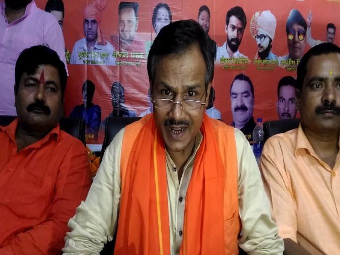 Pankhuri Pathak Share Kamlesh Tiwari viral video, accusing BJP RSS workers for murder conpiracy | कांग्रेस नेता पंखुड़ी पाठक ने शेयर किया कमलेश तिवारी का कथित वीडियो, पूछा-क्या यूपी पुलिस ने इसे नहीं देखा?