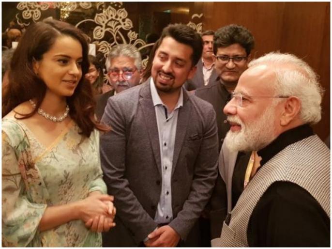 kangana-ranaut-wish-to-pm-narendra-modi-birthday | PM मोदी को कंगना ने वीडियो शेयर करके दी जन्मदिन की बधाई, कहा-आपसे कभी बात करने का मौका नहीं मिला...