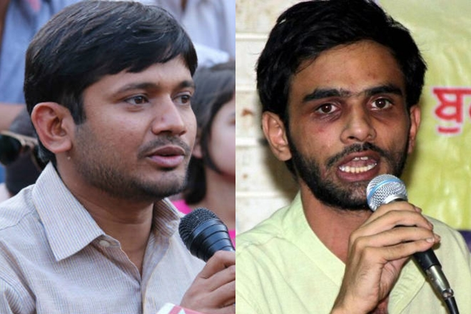 JNU treason case: Kanhaiya Kumar will be filed today against Umar Khalid, Chargesheet | JNU देशद्रोह मामला: कन्हैया कुमार, उमर खालिद के खिलाफ आज दायर होगी चार्जशीट