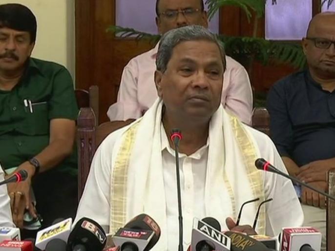 KARNATAKA: Siddaramaiah believes in winning the trust of the assembly, BJP has brought its MLA to the resort | कर्नाटकः सिद्धरमैया को विधानसभा में विश्वासमत जीतने का भरोसा, भाजपा ने अपने विधायकों को जुटाकर रिसॉर्ट पहुंचाया!