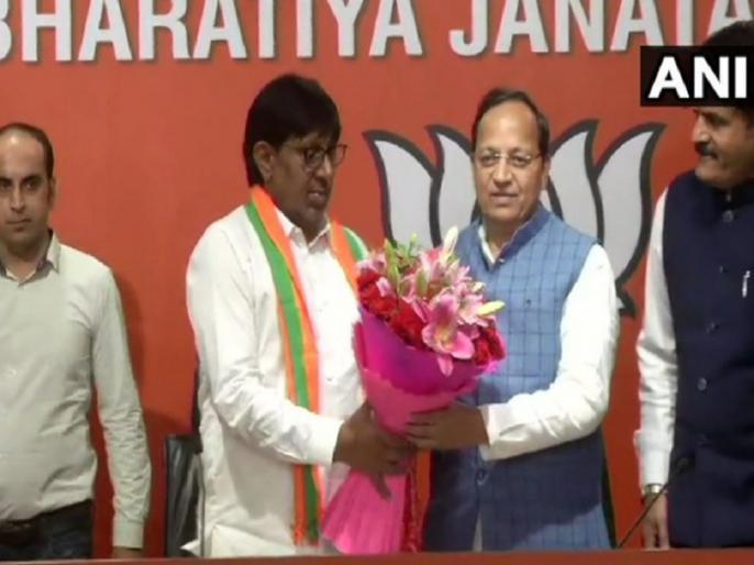 Delhi Former UP and Haryana MLA Kartar Singh Bhadana joins Bharatiya Janata Party in Delhi | दिल्ली: करतार सिंह भड़ाना बीजेपी में शामिल, हरियाणा सहित यूपी से भी रह चुके हैं विधायक