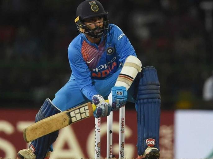 I want to be a part of any difficult situation to win the team: Karthik | दिनेश कार्तिक ने कहा-टीम की जीत के लिए किसी भी मुश्किल परिस्थिति का हिस्सा बनना चाहता हूं