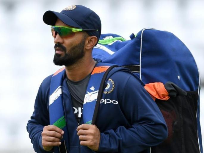 ICC World Cup 2019: I am like a first aid kit of MS Dhoni, says Dinesh Karthik | वर्ल्ड कप 2019: चयन के बाद दिनेश कार्तिक का बयान, 'मैं एमएस धोनी का 'प्राथमिक उपचार किट' हूं'