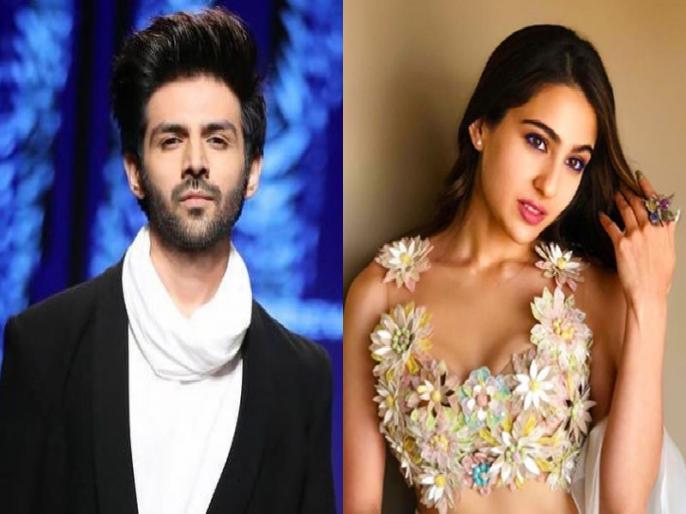 kartik aryan and sara ali khans movie love aaj kal 2 schedule wrap in Delhi | दिल्ली में खत्म हुई लव आज कल 2 की शूटिंग, सारा और कार्तिक ने वीडियो शेयर कर कही ये खास बात