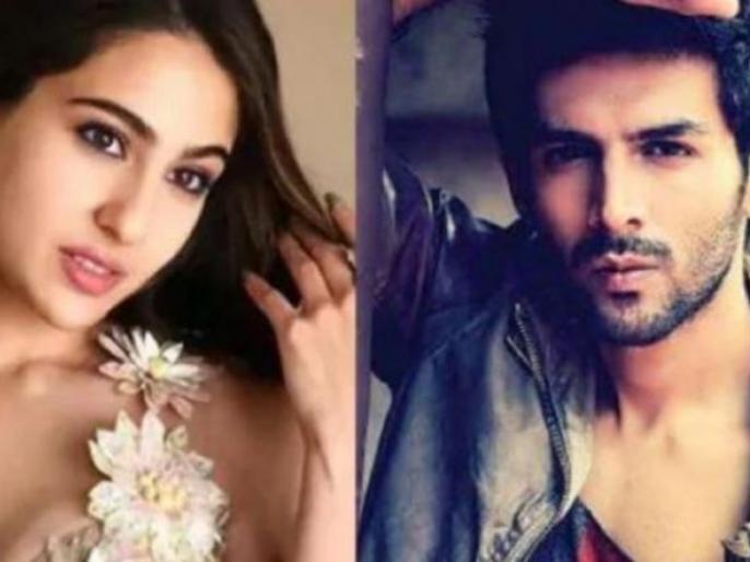 Kartik Aaryan Reacts to Viral Kiss Video With Sara Ali Khan | सारा अली खान के साथ किंसिंग सीन वाले वायरल वीडियो पर बोले कार्तिक आर्यन, हंसते हुए कह डाली ये बात