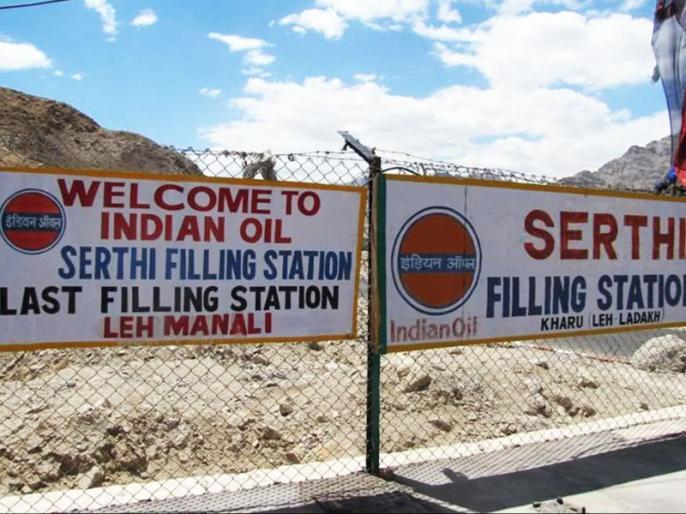 IOC rolls out winter-grade diesel for Ladakh   लद्दाख में क्यों सप्लाई किया जा रहा है स्पेशल विंटर ग्रेड डीजल, जानिये पूरा मामला