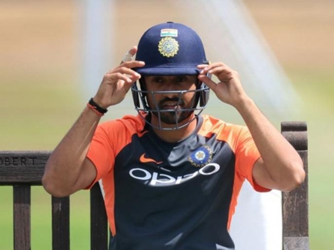 Duleep Trophy 2019: Karun Nair 92 steers India Red to 163/2 at stumps | दलीप ट्रॉफी: करुण नायर की नाबाद 92 रनों की पारी से इंडिया रेड मजबूत स्थिति में