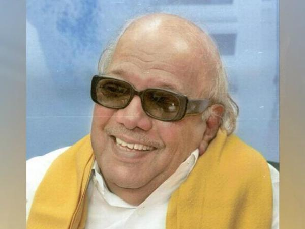 Temple to honour DMK leader M Karunanidhi to be built in Tamil Nadu   करुणानिधि के सम्मान में तमिलनाडु में बनाया जाएगा मंदिर, लोगों ने कहा- आरक्षण देने के लिए हम उन्हें अपने परिवार का देवता मानते
