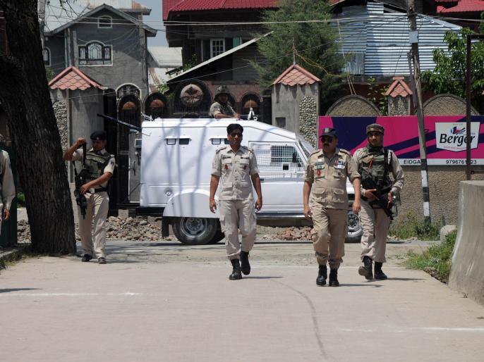 NRI businessman Mubeen Shah released from Agra jail for three months, was detained on August 7 | आगरा जेल से तीन महीने से बंदएनआरआईकारोबारी मुबीन शाह रिहा,सात अगस्त को कश्मीर से लिए गए थे हिरासत में
