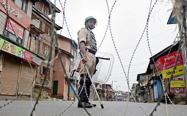 Ved Pratap Vedic Blog: Herald of New Kashmir | वेदप्रताप वैदिक का ब्लॉग:नए कश्मीर का सूत्रपात