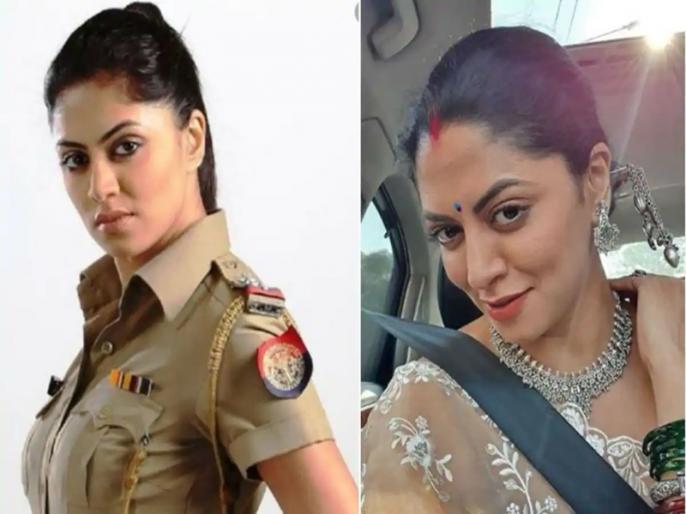 Kavita Kaushik Opens up on movie mafia said I dont play a haryanvi cop anywhere else | खुद के साथ हुए बुरे बर्ताव पर FIR की 'चंद्रमुखी चौटाला' कविता कौशिक ने तोड़ी चुप्पी, कहा- शो के मेकर्स देते हैं धमकी