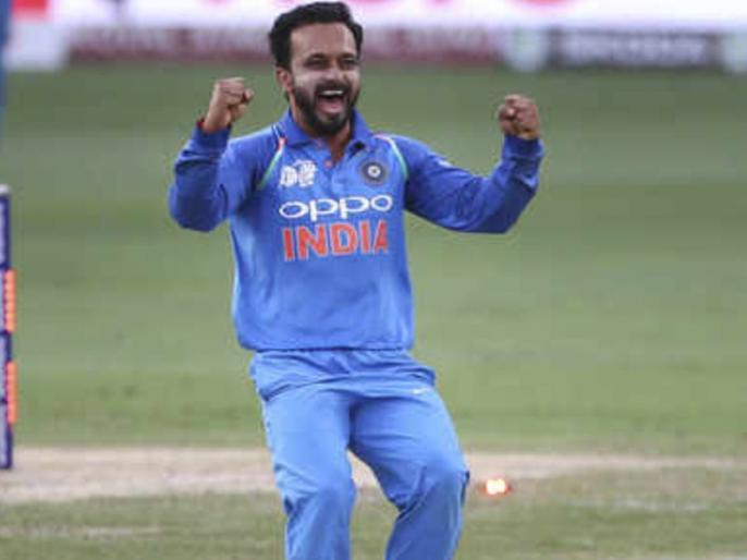 ICC World Cup 2019: Kedar Jadhav declared fit for World Cup in report submitted by physio Patrick Farhart | ICC World Cup 2019: टीम इंडिया को राहत, चोट से जूझ रहे केदार जाधव हुए फिट घोषित
