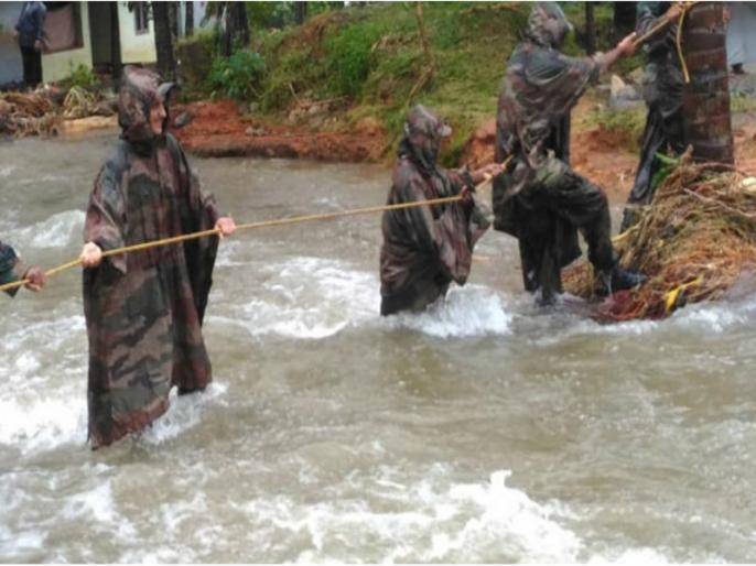 Situation normalized in flood affected Kerala, death toll reaches 104 | बाढ़ प्रभावित केरल में स्थिति सामान्य हुई, मरने वालों की संख्या 104 पहुंची