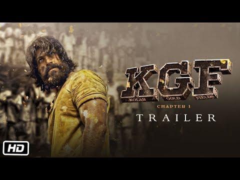 KGF Official Trailer in hindi Yash Srinidhi 21st Dec 2018 being compared to bahubali | वीडियो: कन्नड़, हिन्दी, चीनी, जापानी समेत 5 भाषाओं में रिलीज हुआ KGF का धांसू ट्रेलर, बाहुबली से हो रही है तुलना