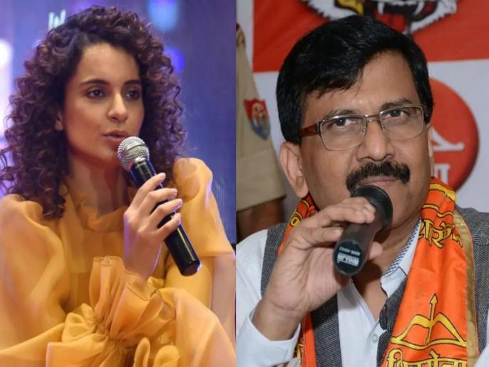 Kangana Ranaut vs Shiv Sena Anil Jain said about Sanjay Raut statment | BJP नेता का फूटा गुस्सा, कहा- देश का कोई हिस्सा किसी पार्टी की बपौती नहीं, संजय राउत अपने को समझते क्या हैं, जिसको जो चाहे कह देंगे