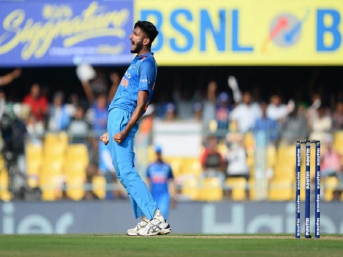 India vs New Zealand: Khaleel Ahmed ruled out of India A tour | न्यूजीलैंड दौरे पर चोटिल हुए खलील अहमद, अब नहीं खेल सकेंगे आगे के मैच