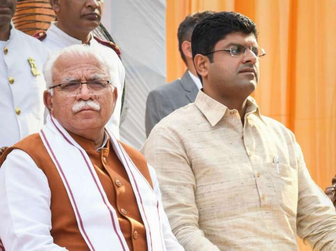 Congress announced a no-confidence motion in Haryana, Chautala's problems may increase | हरियाणा में कांग्रेस ने किया अविश्वास प्रस्ताव लाने का ऐलान, दुष्यंत चौटाला की बढ़ सकती है मुश्किलें