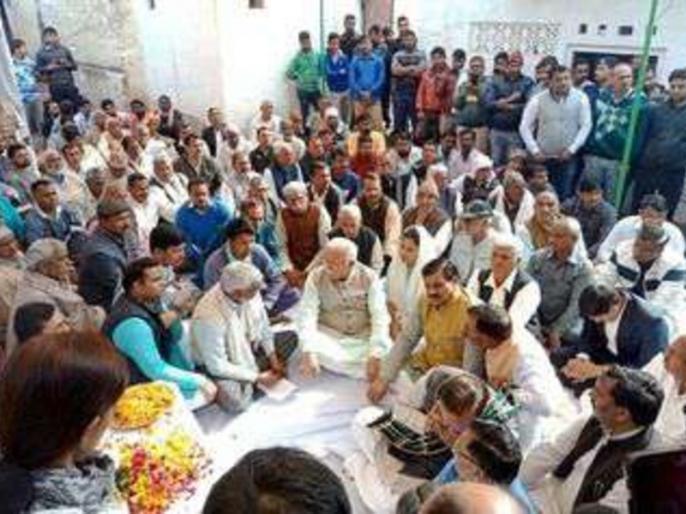 Haryana CM Manohar Lal gave a slogan 'Mera Panna Sabse Chaukanna', made many big announcements | हरियाणा सीएम मनोहर लाल ने दिया 'मेरा पन्ना सबसे चौकन्ना' का नारा, किए कई बड़े ऐलान