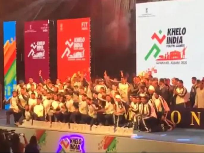 Khelo India Youth Games: Maharashtra Retain youth games champions Title With 256 Medals | Khelo India Youth Games: रंगारंग समारोह के साथ खेलो इंडिया युवा खेल संपन्न, 256 मेडल के साथ महाराष्ट्र बना चैंपियन