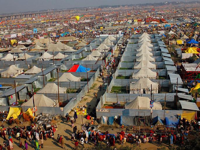 Haridwar Kumbh Mahamandaleshwar's death Corona1700 positives came in 5 days fair   हरिद्वार कुंभ के दौरान कोरोना से महामंडलेश्वर की मौत से हड़कंप, मेले में 5 दिन में आए 1700 पॉजीटिव केस