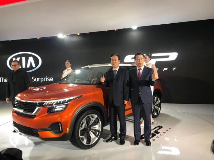 KIA Motors eye on Indian market, every six months to launch a new car | भारतीय मार्केट पर KIA Motors की नजर, हर छह महीने में एक नई कार लॉन्च करने की तैयारी