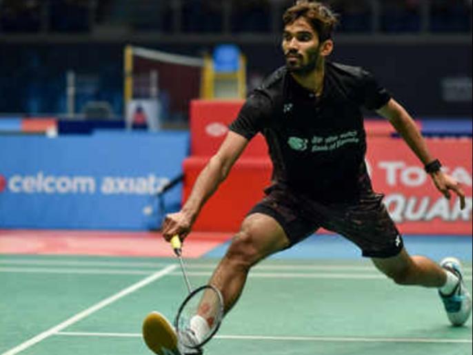 Denmark Open: Kidambi Srikanth loses in quarterfinals | Denmark Open: क्वार्टरफाइनल में हारे किदांबी श्रीकांत, भारतीय चुनौती समाप्त