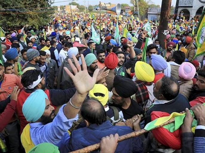Ninth round of government-farmers talks inconclusive, next talks to be held on January 19 | सरकार-किसानों की नौवें दौर की वार्ता बेनतीजा, फिर 19 जनवरी को मिलेंगे, कांग्रेस ने किया हमला