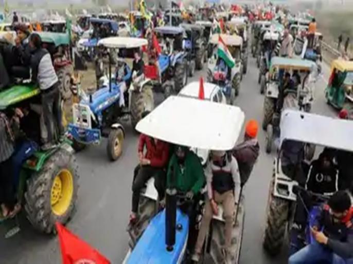 308 Twitter handles from Pakistan creating confusion over tractor march said Police | दिल्ली पुलिस का दावा: ट्रैक्टर परेड पर पाकिस्तान से रखी जा रही नज़र! चलाए जा रहे हैं 308 ट्विटर हैंडल