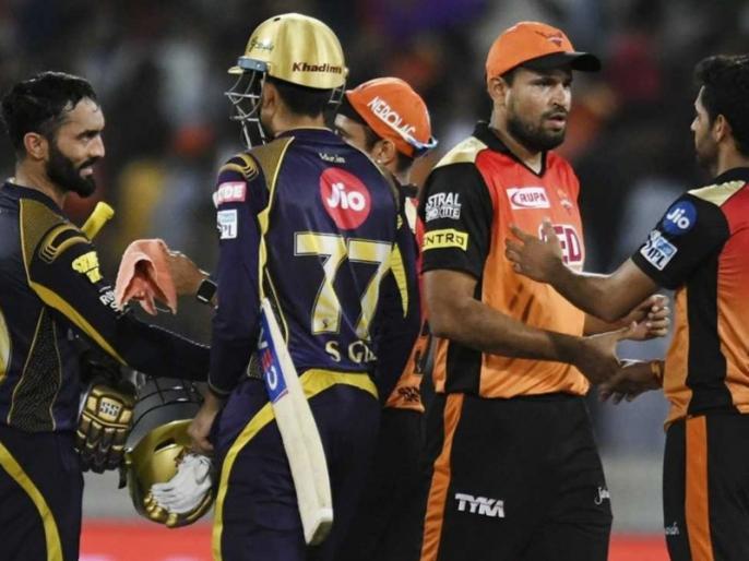 IPL 2019, KKR vs SRH: David warner returns, Kolkata Knight Riders opts bowl vs SunRisers Hyderabad | IPL 2019, KKR vs SRH: सनराइजर्स में इस स्टार बल्लेबाज की एक साल बाद वापसी, जानिए दोनों टीमों की प्लेइंग इलेवन