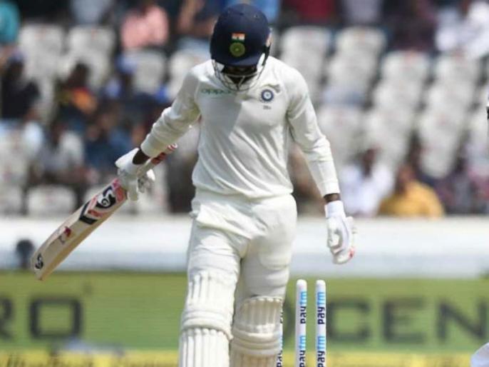 India vs West Indies: KL Rahul flop show continues in 2nd test, fans Roast Him | Ind vs WI: केएल राहुल का फ्लॉप शो जारी, फैंस ने ट्रोल करते हुए कहा, 'पाकिस्तान का अहमद शहजाद'