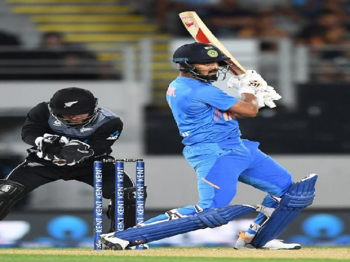 India vs New Zealand 1st T20I: India beat New Zealand by 6 wickets, KL Rahul, Shreyas Iyer, Virat Kohli shine   IND vs NZ, 1st T20: राहुल और श्रेयस अय्यर का धमाका, भारत ने हासिल किया न्यूजीलैंड के खिलाफ अपना सबसे बड़ा लक्ष्य