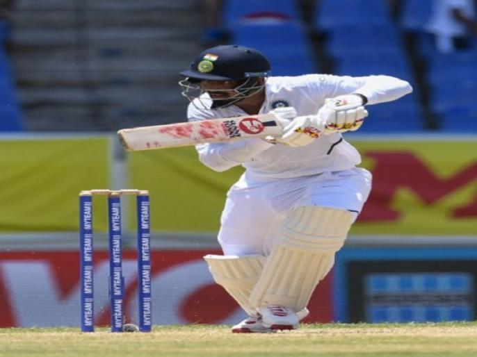 India vs West Indies: have to keep my head down and show some more patience, says KL Rahul after scoring 38 runs | IND vs WI:फ्लॉप होने से 'निराश' केएल राहुल ने खुद बताया, बड़ी पारी खेलने का फॉर्मूला