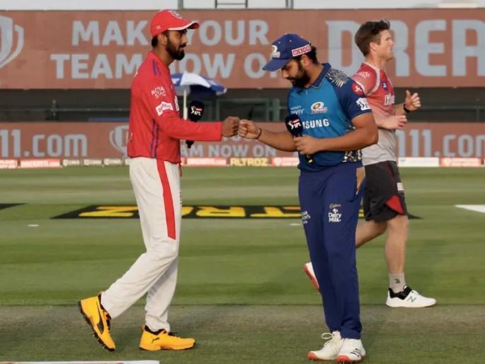 IPL 2021 Latest Updates toss win kl rahul PBKS likely playing XI against MI | IPL 2021: केएल राहुल ने जीता टॉस, ताबड़तोड़ बल्लेबाजी कर सकते हैं रोहित शर्मा और ईशान किशन