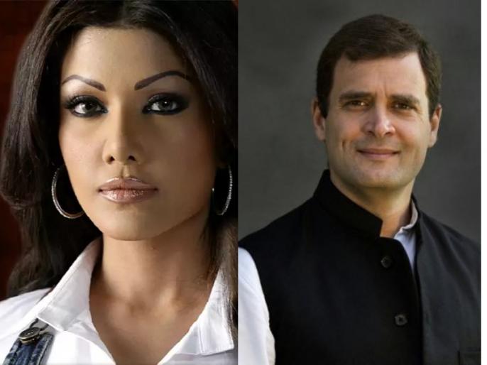 koena mitra tweets about rahul gandhi | एक्ट्रेस कोएना मित्रा ने राहुल गांधी की 'मोदीलाई' शब्द पर लगाई क्लास, लिखा, 'देशवासियों का शर्मिंदा होना पड़ा है'