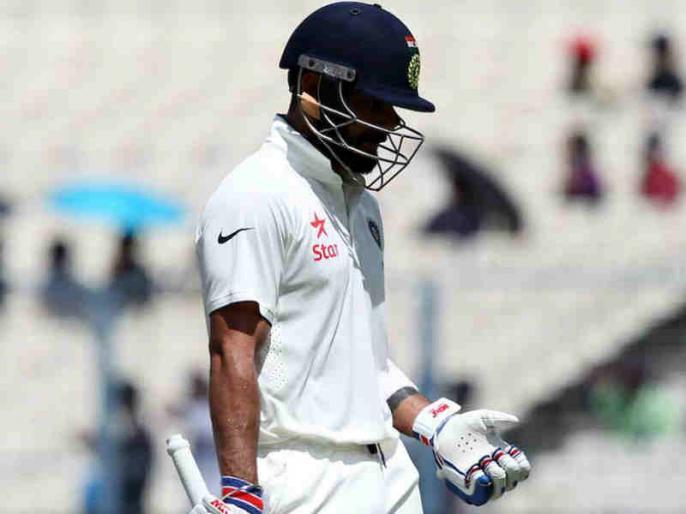 Ind vs Eng, 2nd Test: England beat India by inning and 159 runs in second test match | Ind vs Eng: पूरी तरह फेल हुए भारतीय बल्लेबाज, कोहली की कप्तानी में पहली बार पारी से हारी टीम