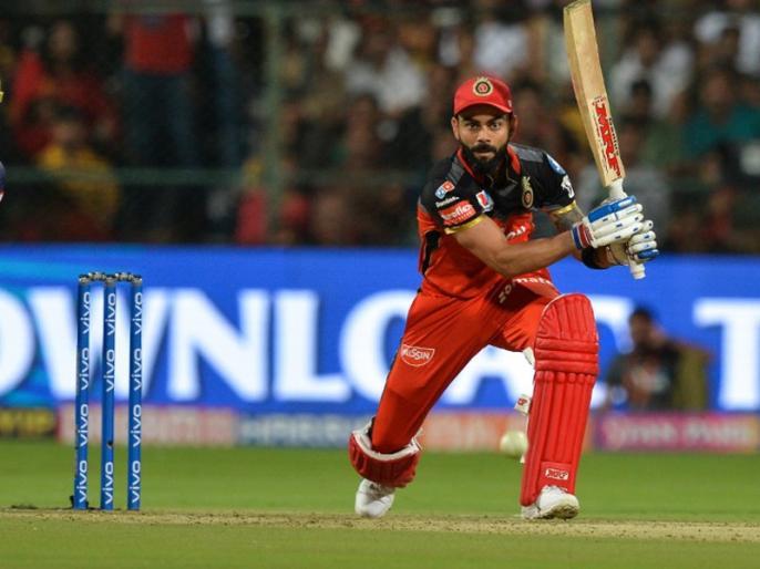 Image result for बेंगलुरु की टीम ने 20 ओवर में 7 विकेट