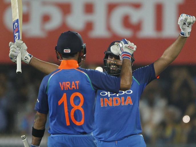 Ind vs Win: India beat West Indies by 9 wickets in 5th ODI to bag series by 3-1 | Ind vs Win: भारत ने 3-1 से किया सीरीज पर कब्जा, विंडीज के खिलाफ जीती लगातार आठवीं वनडे सीरीज