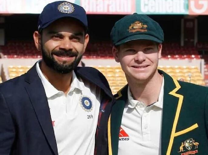 Virat Kohli Will break many records, says Steve Smith, praises bumrah led indian pace bowling attack | विराट कोहली की बैटिंग के फैन हुए स्टीव स्मिथ, कहा, 'वह तोड़ेंगे अभी कई और रिकॉर्ड', बताया कैसा है भारतीय गेंदबाजी आक्रमण