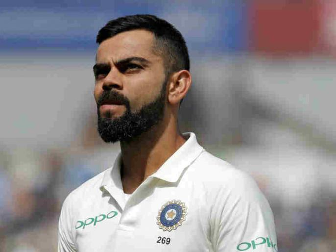 India vs England: Virat Kohli did not take field on 4th day of Lord's test due to stiff back | Ind vs ENG: चौथे दिन मैदान में नहीं उतरे विराट कोहली, रहाणे ने की कप्तानी, ये है वजह