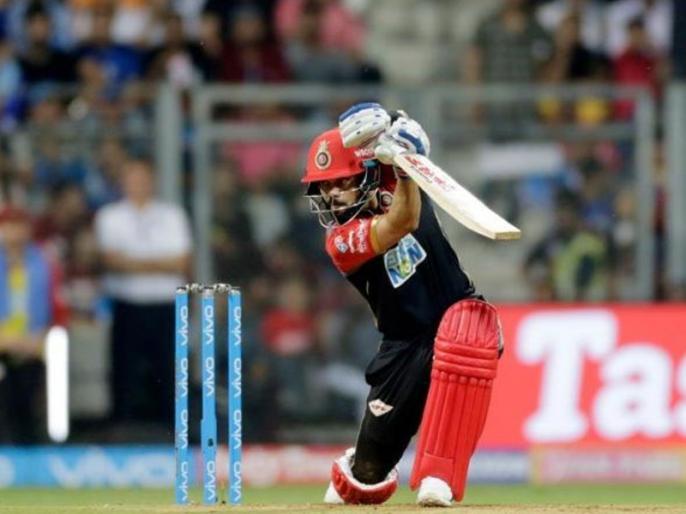 IPL 2019: Virat Kohli surpasses Suresh Raina to become highest-scoring Indian in T20 cricket   आरसीबी की जीत में विराट कोहली का कमाल, रैना को पीछे छोड़ रचा टी20 क्रिकेट में नया इतिहास