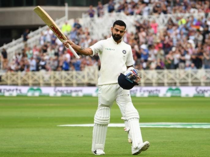 Test rankings: England's Chris Woakes, Pakistan's Shan Masood move up after Manchester clash | विराट कोहली टेस्ट रैंकिंग में दूसरे स्थान पर बरकरार, शान मसूद-क्रिस वोक्स ने लगाई लंबी छलांग