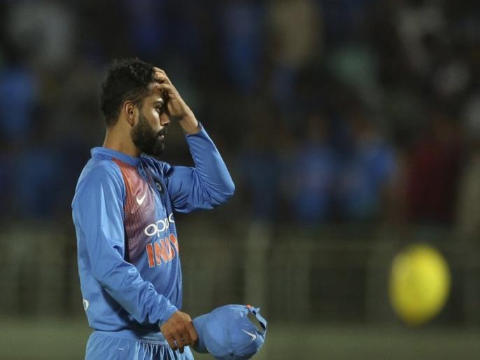 India lose to Australia Gambhir once again hit Virat Kohli on captaincy   INDvAUS: विराट कोहली की कप्तानी समझ से परे, ऑस्ट्रेलिया से मिली सीरीज हार के बाद भड़का यह दिग्गज