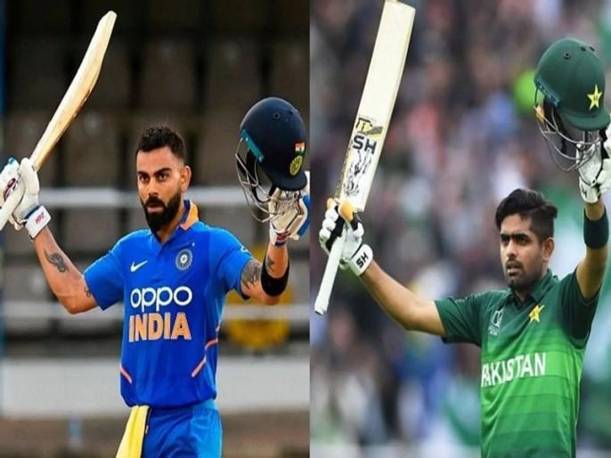 Babar removed Kohli from top in ICC men's ODI rankings | ICC ODI Rankings: बाबर आजम ने छीनी विराट कोहली की बादशाहत, बने नंबर 1 बल्लेबाज