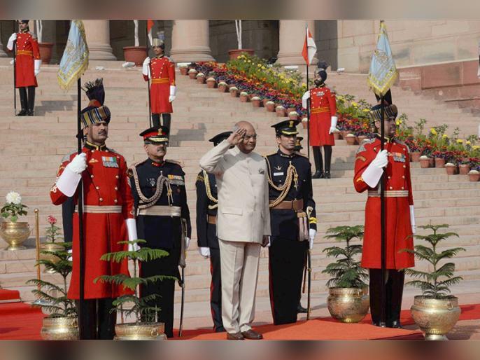 On Independence Day, President Kovind approved 132 gallantry awards, know the names of the heroes whom the country is saluting | स्वतंत्रता दिवस पर राष्ट्रपति कोविंद ने अनुमोदित किए 132 शौर्य पुरस्कार, जानें उन वीरों के नाम जिन्हें देश कर रहा सैल्यूट