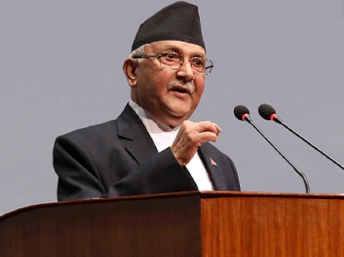 Nepal's PM KP Oli accuses India of toppling his government   नेपाल के पीएम केपी ओली ने भारत पर लगाया अपनी सरकार गिराने का आरोप